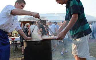 Pokaz szkoły gastronomicznej z Węgier